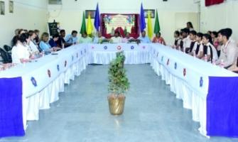 Foreign Delegation