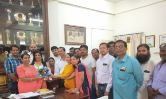 Ma'am Principal Birthday Celebration