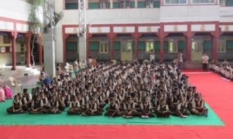 Moral Education Camp 2018